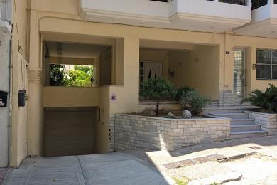 Κλειστή υπόγεια θέση πάρκινγκ Ίλιον κέντρο